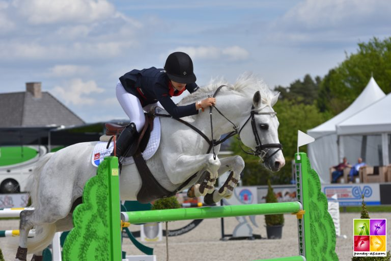 Camille Favrot et Uhelem de Seille - ph. Poney As