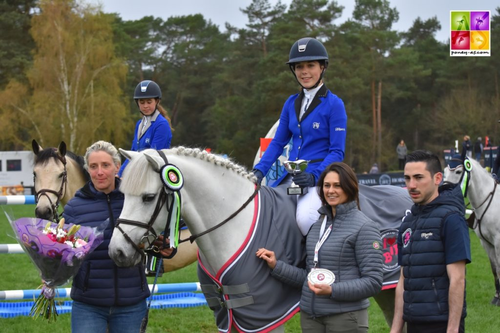 Iris Barbier et Ugo Boss Cem - ph. Poney As