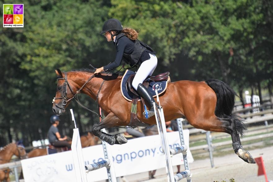 Amgoon Sologn'Pony 2018 Tournée des As